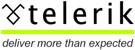 Telerik - logo